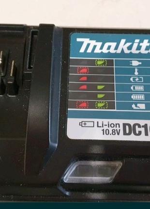 Зарядное Макита 10.8 вольт , CXT, 220 вольт, оригинал