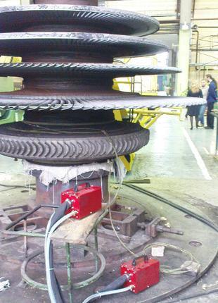 Продам новые раб колеса на турбину ПТ-25-90-10М ротор 135-Б-089