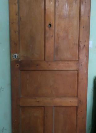 Дверь. Входная дверь. Двери. Дверное полотно. Деревянная входная.