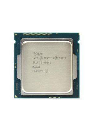 Процессор S1150 Intel Pentium G3220 3.0GHz/5GT/s/3MB