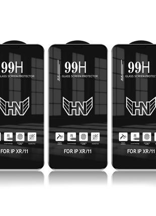 "Защитное стекло 99H iPhone 11 (2019)/Xr 6.1"""
