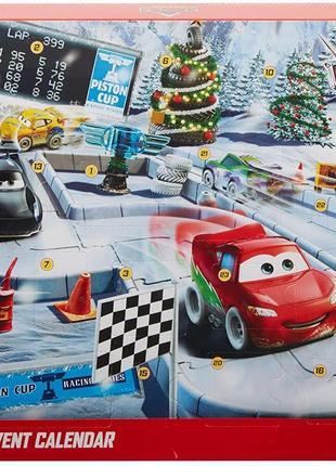 Адвент календар Disney and Pixar Cars Minis Advent Calendar