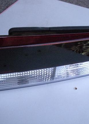 Задние фары на ВАЗ 2109 Хрусталь №3 (черные)