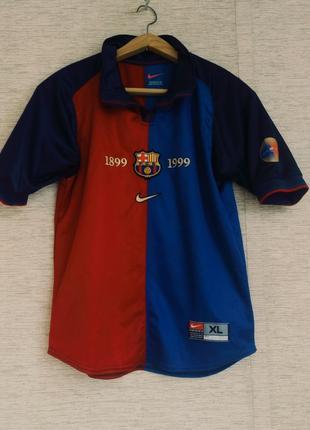 Nike dri fit Vintage Barcelona x adidas/Arsenal/Liverpool