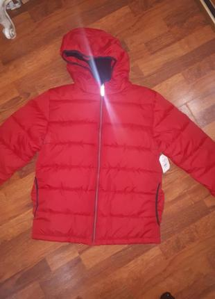 Зимняя куртка на рост 164-170