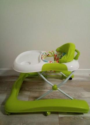 Детские ходунки 7—15 месяцев, до 12 кг