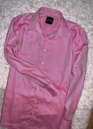 Мужская оригинальная рубашка бренд lindbergh