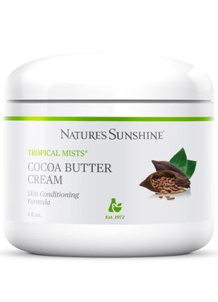 Крем с маслом какао питательный для лица и тела Cocoa Butter Crea