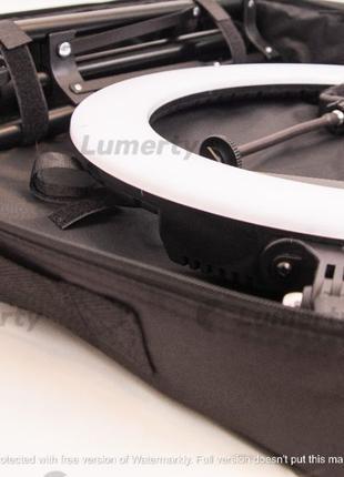 Кольцевая LED лампа/Кольцевой свет LUMERTY™ Premium-класса 75w