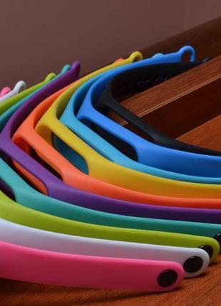 Ремешки для фитнес-трекеров Xiaomi Mi Band 2 и Xiaomi Mi Band 3