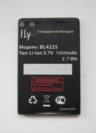 Fly DS120 Li-ion аккумулятор BL4225 1000 mA 3.7V (750 mA), батаре