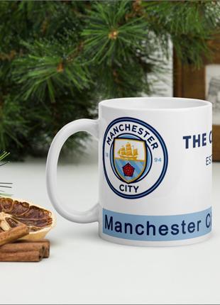 "Чашка ""Манчестер Сити"""