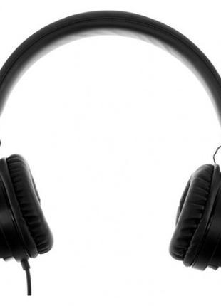 Проводные Наушники Gorsun GS-778 с микрофоном Чёрные