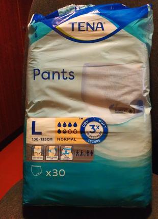 Продам Подгузники-трусики для взрослых Tena Pants размер L, 25 шт