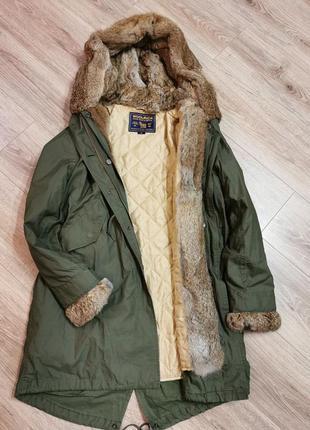 Парка куртка woolrich оригинал