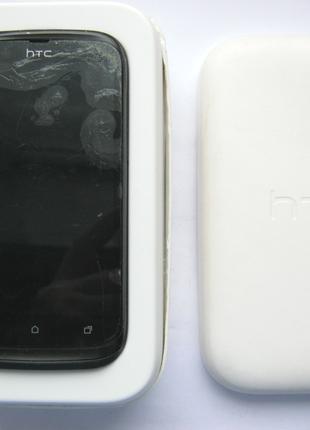 Смартфон HTC T328w на запчасти, без аккумулятора, не включается