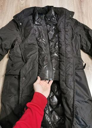 Куртка парка пуховик henry cottons