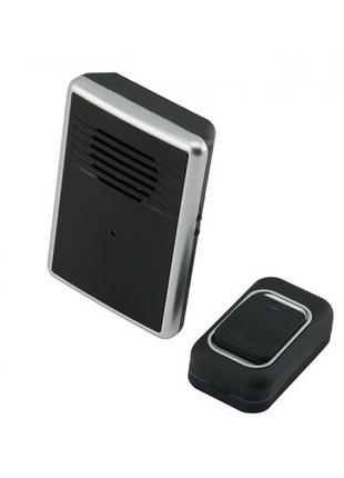 Беспроводной дверной звонок Luckarm 3903 Чёрный