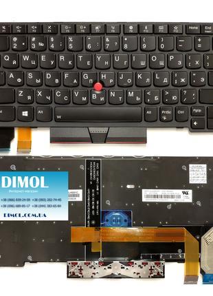 Оригинальная клавиатура для Lenovo ThinkPad X280, A285 series