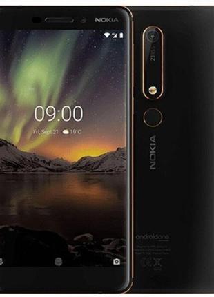 Nokia 6.1 4/64Gb Black (TA - 1054)