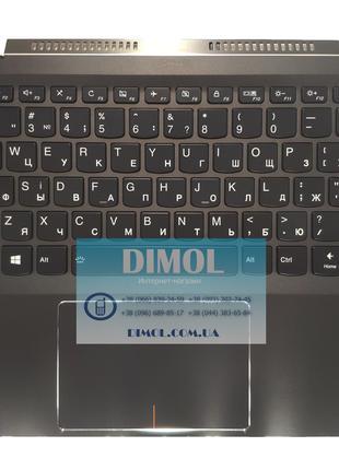 Оригинальная клавиатура для Lenovo Yoga 710-14 series, black, ua