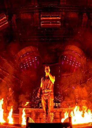 Билеты на Rammstein