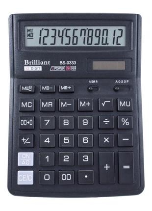 Калькулятор профессиональный Brilliant BS-0333