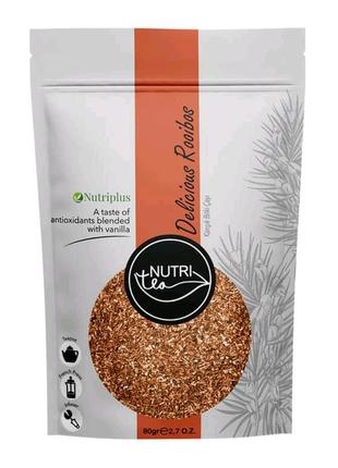 "Чай ""Вкусный Ройбуш"" Nutriplus Nutritea Rooibos Farmasi"