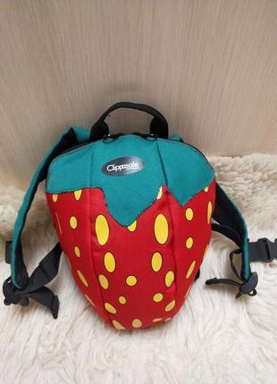 Отличный яркий детский рюкзак 🍓