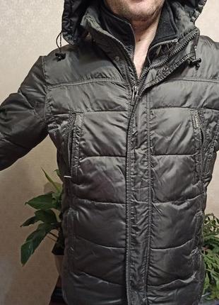 Мужская зимняя куртка, р. 50