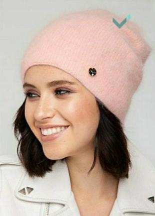 Шапка бини!шапка анноровая!шапка одиссей!шапка зимова