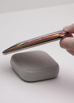 PowerBank с беспроводной зарядкой Xiaomi SOLOVE W5 10000mAh Wirel