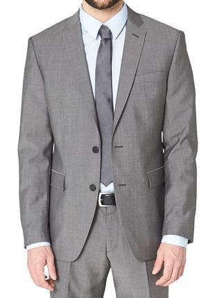 S.Oliver Premium пиджак шерстяной р.102EU (US - 42L) высокий рост