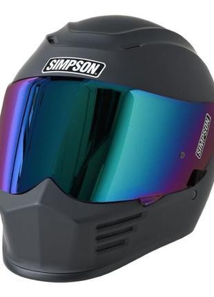 Мотошлем интеграл Simpson Speed Bandit мото шолом