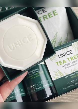"""Набір від Unice """"Tea tree"""""""