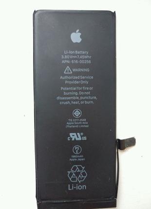 Оригинальный аккумулятор iPhone 7, 8