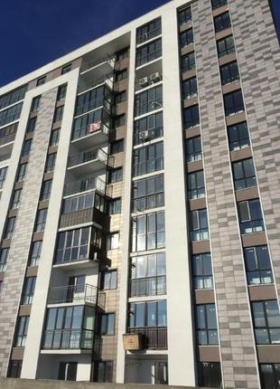 3к квартира в новострое на Гагарина Дафи