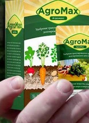 Комплексное биоудобрение AgroMax (АгроМакс) биоактиватор Оригинал