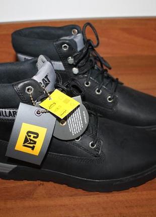42 caterpillar оригинальные ботинки