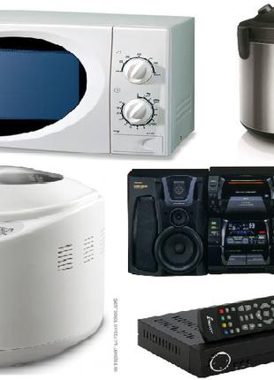 Ремонт  микроволновых печей стиральных машин автомат,, в Саврани