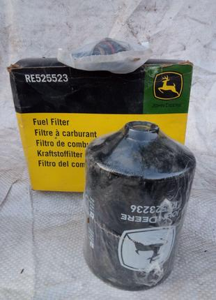 Фильтр грубой очистки топлива  на John Deere - 8295 R