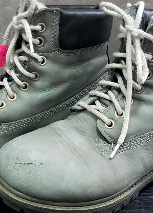 Ботинки Кожа 37р. ЗИМА