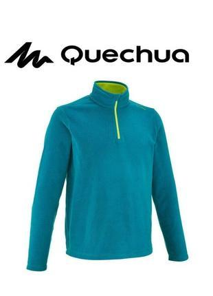 Флисовая кофта quechua, флиска