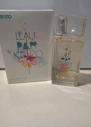 Kenzo L'Eau Par Kenzo Wild Edition Pour Femme 50 мл