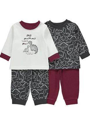 George набор детских пижам (2 шт.)