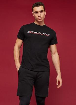 Мужские футболка tommy hilfiger