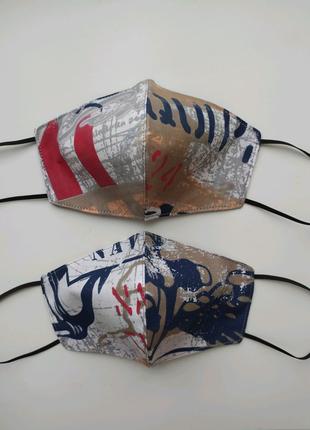 Набор защитных масок для лица