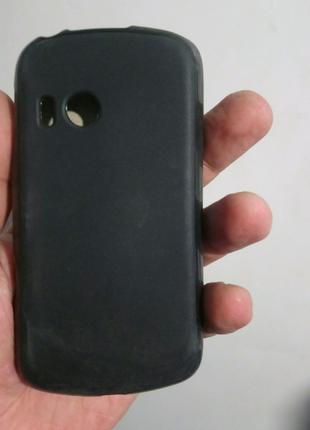 Чехол-бампер силиконовый lenovo a60