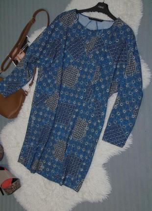 Трендовое платье от zara