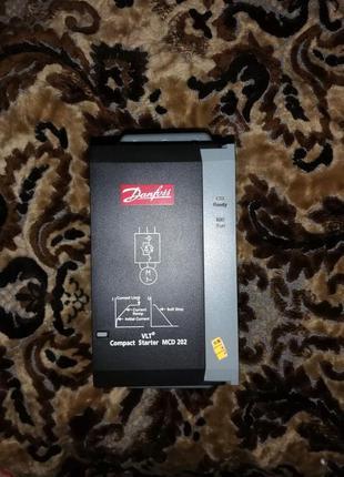 Софтстартер (устройсто плавного пуска) DANFOSS 15 kW МСD 202-015-